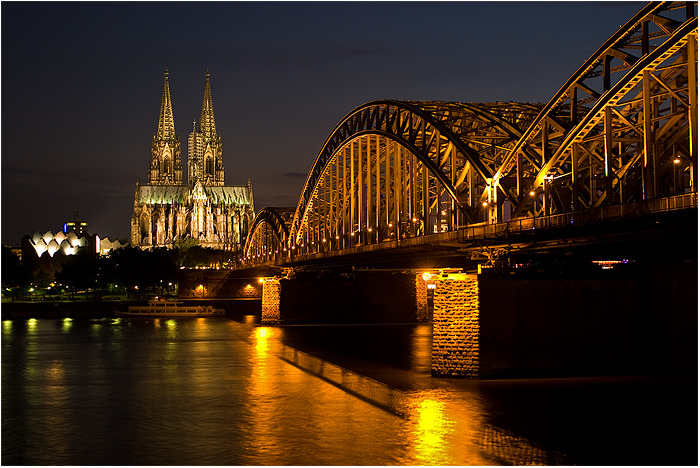 Cologne - The Cathedrale - DOM