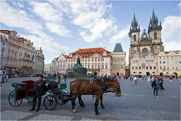 Czech Republic - Prague - TheTyn Church