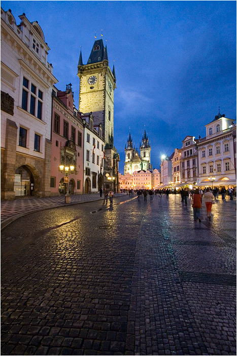 Czech Republic - Prague - Prague by night